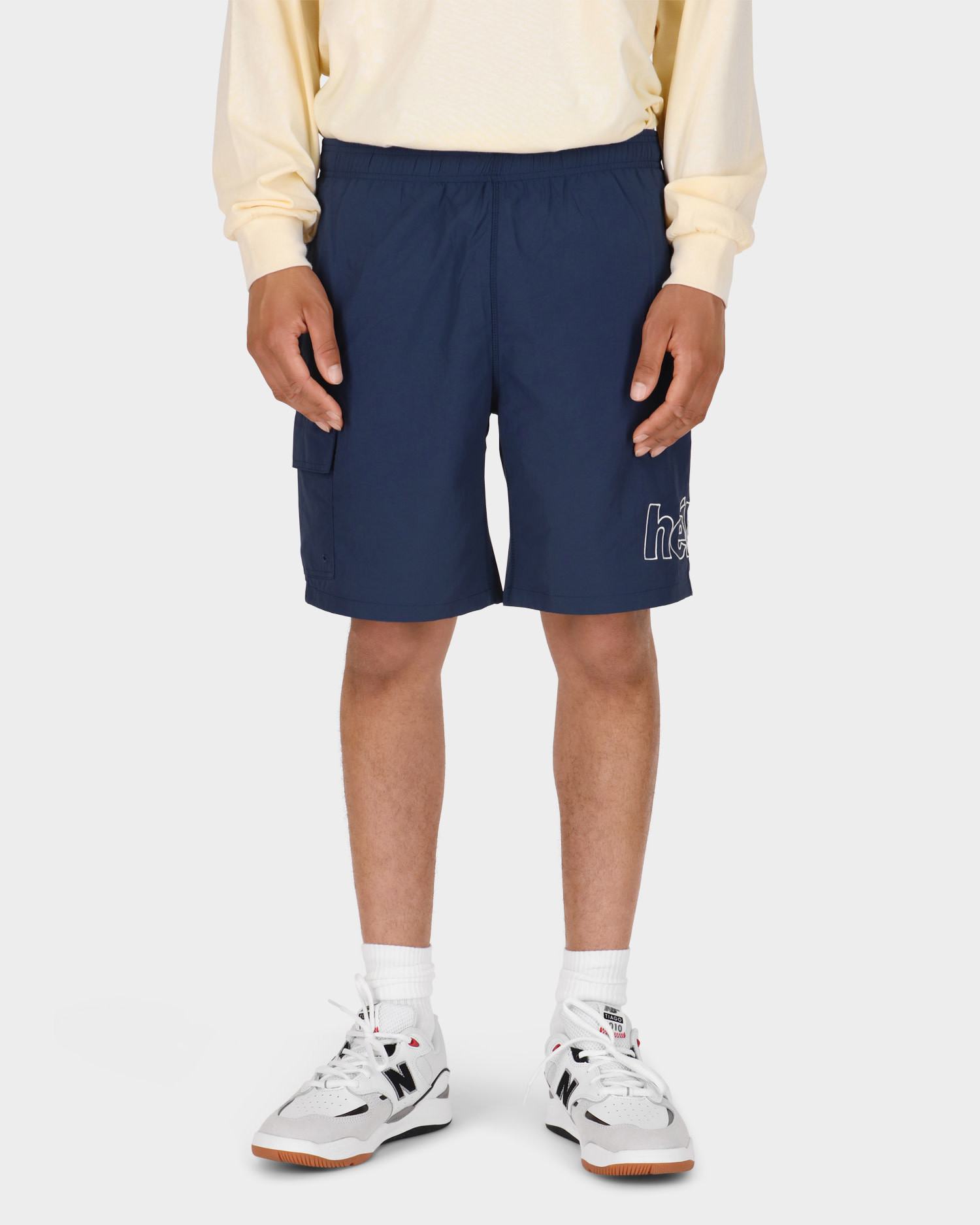 Helas Chroma Shorts Navy