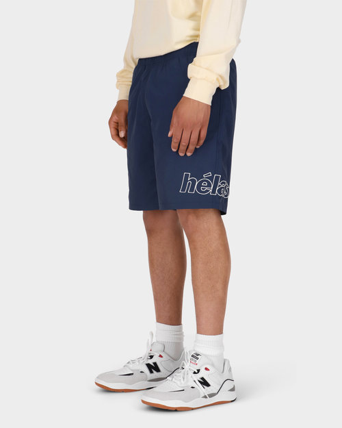Helas Helas Chroma Shorts Navy