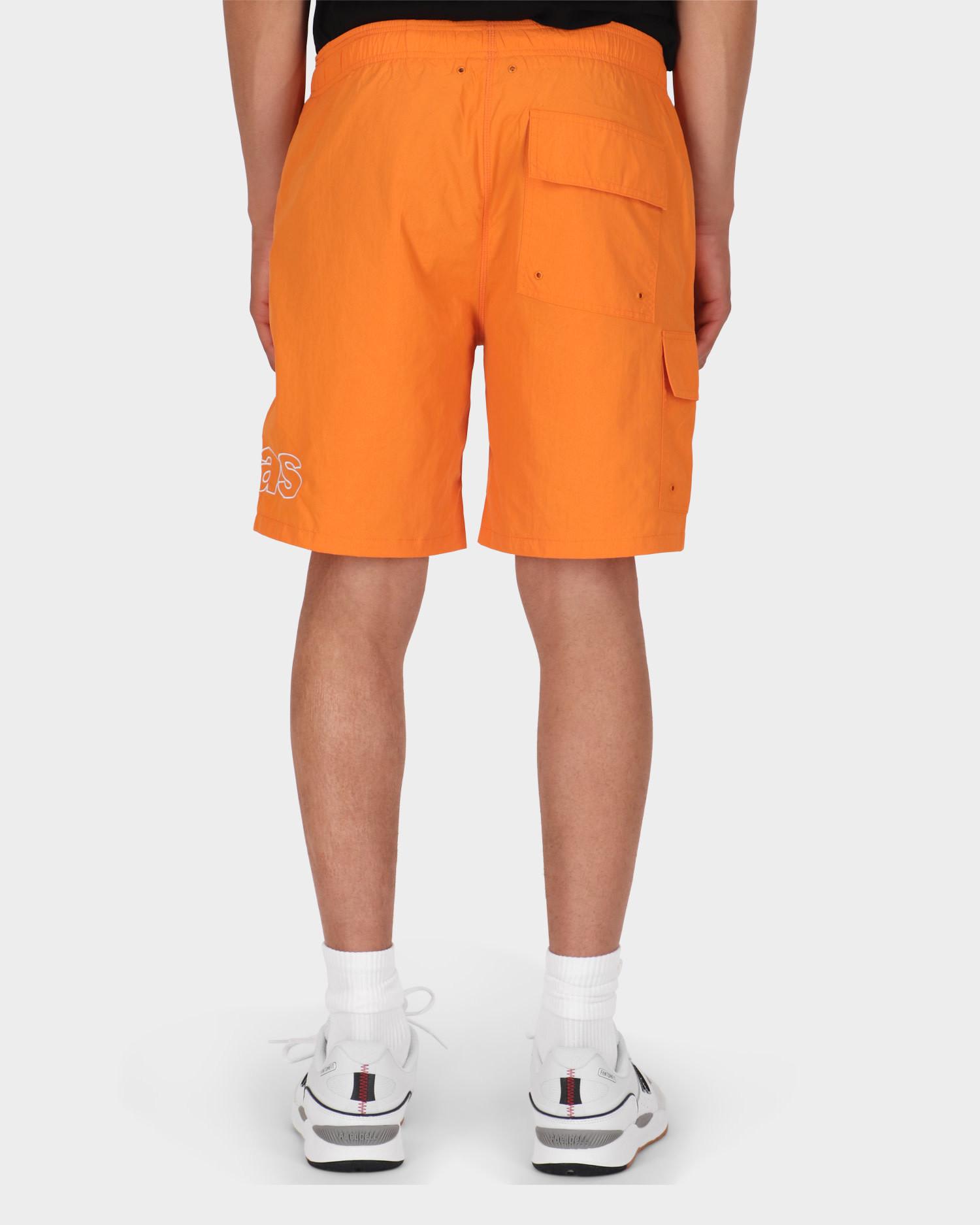 Helas Chroma Shorts Orange