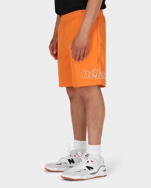 Helas Helas Chroma Shorts Orange