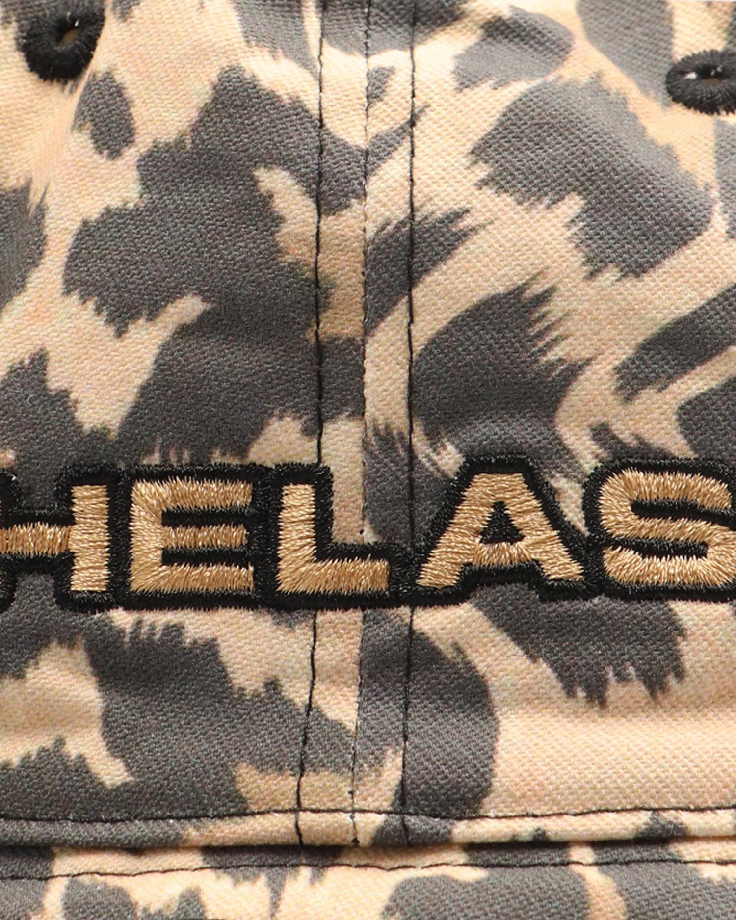 Helas Exotic Bucket Hat Leopard