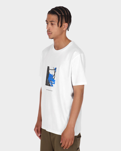Poetic Collective Poetic Collective Painting T-shirt White