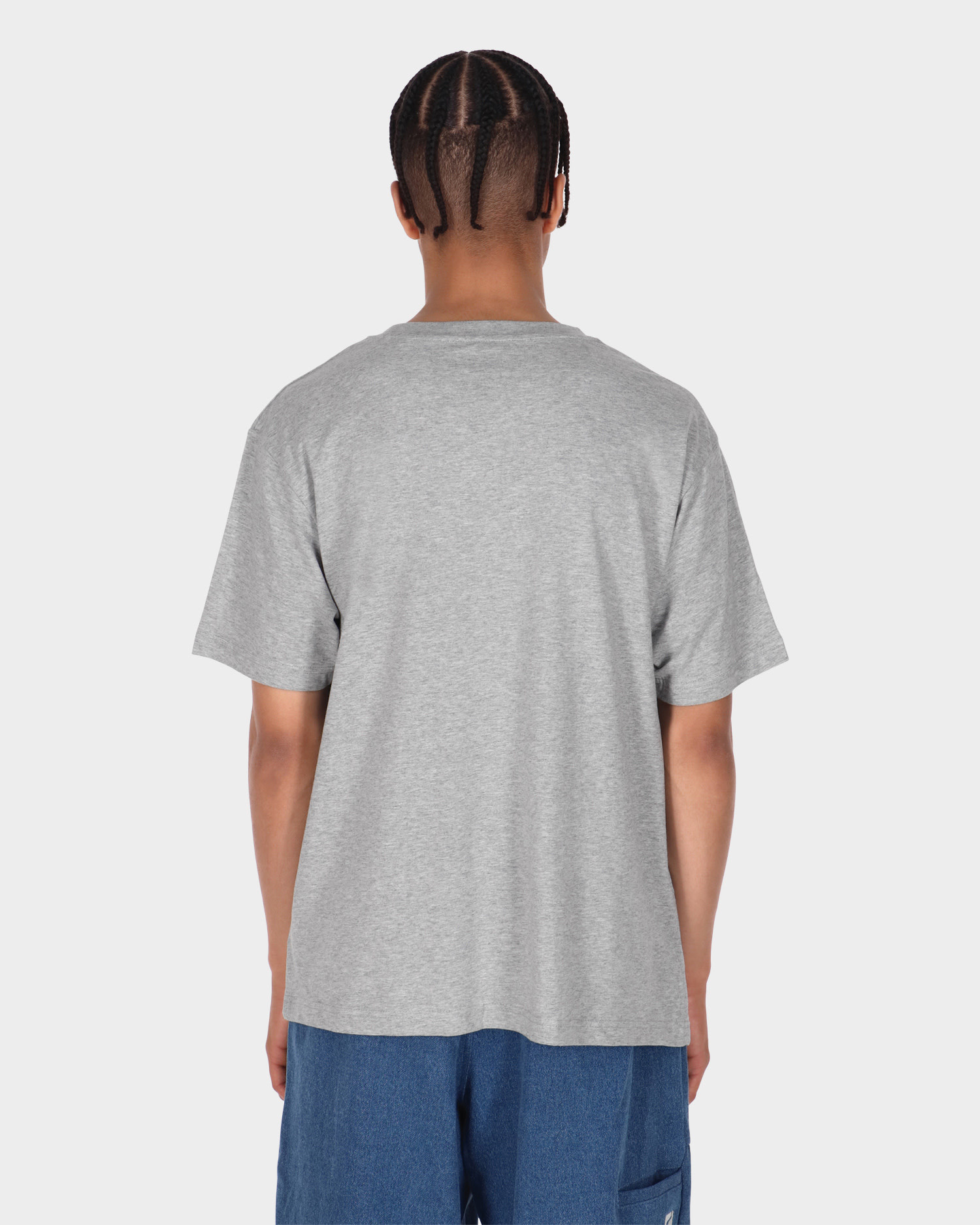 Poetic Collective Sport T-shirt Grey