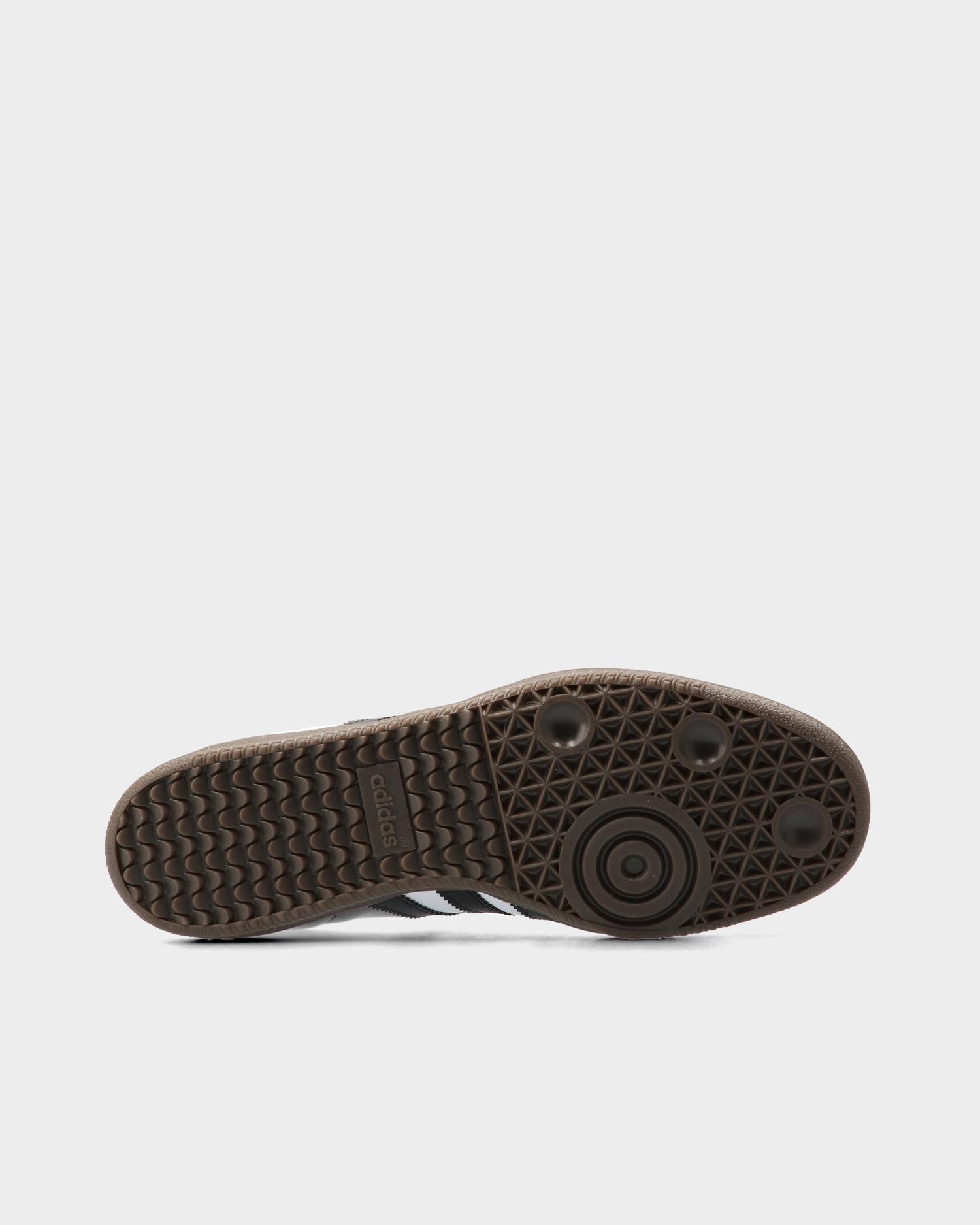 Adidas Skateboarding Samba Adv Ftwwht/Black/Gum5