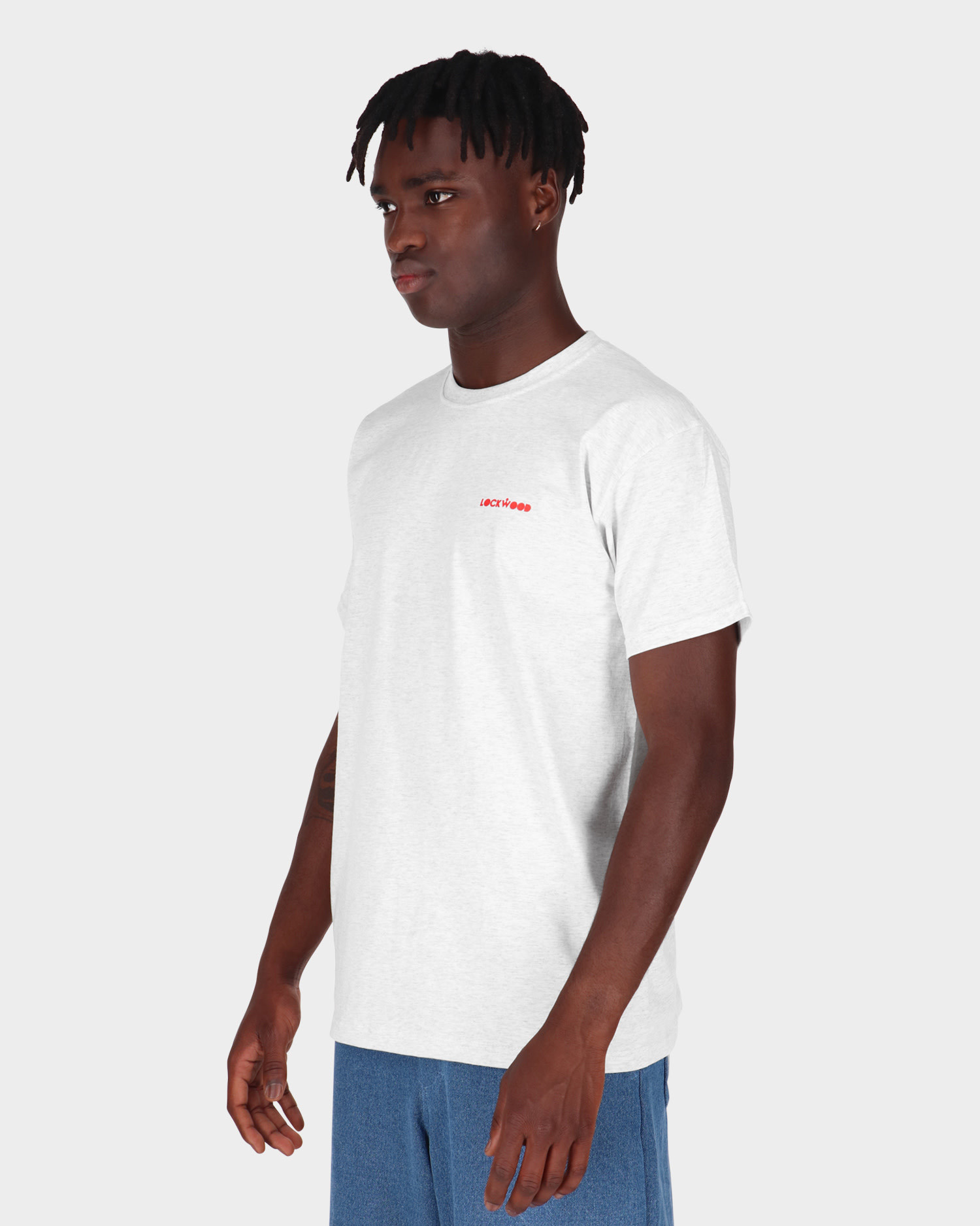 Lockwood X Korsakov T-shirt Ash
