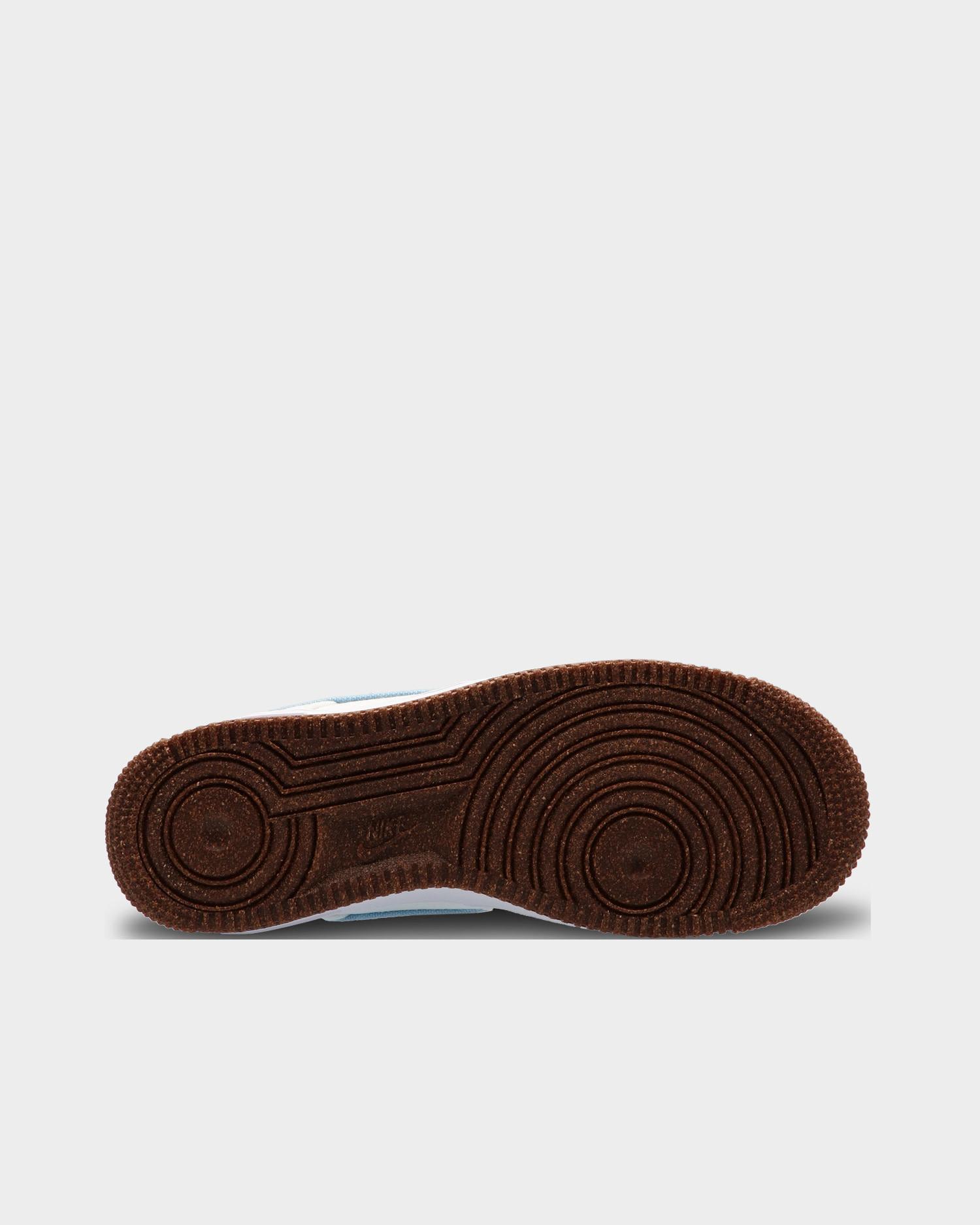 """Nike Air Force 1 '07 SE """"Indigo"""" White/obsidian-white-black"""