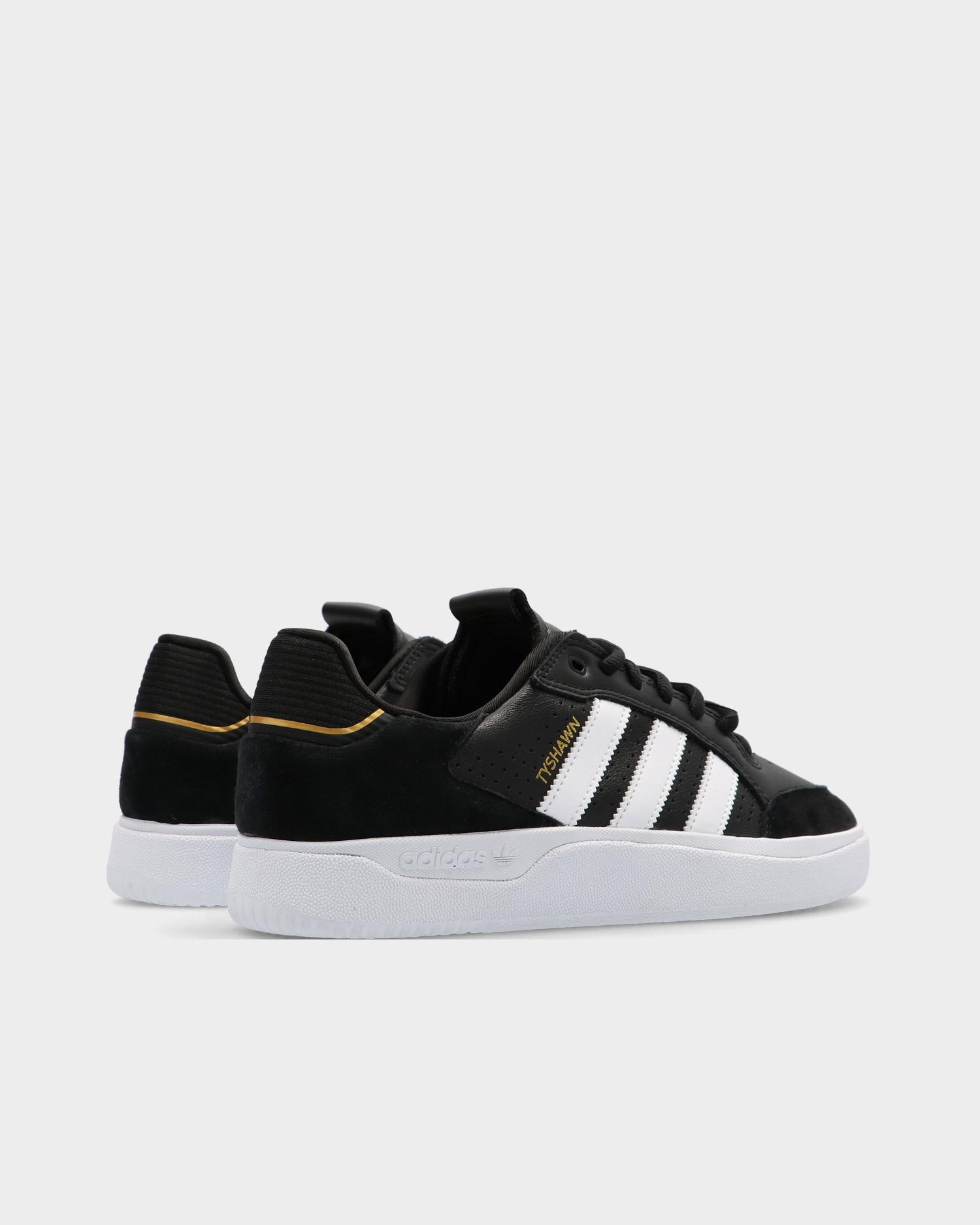 Adidas Skateboarding Tyshawn Low Cblack/ftwwht/Goldmt