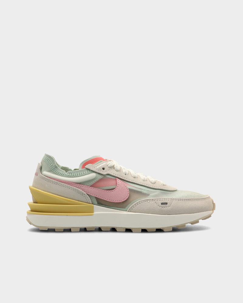 Nike Nike Waffle One Sea Foam/Pink Glaze- Sea Glass- Saturn Gold