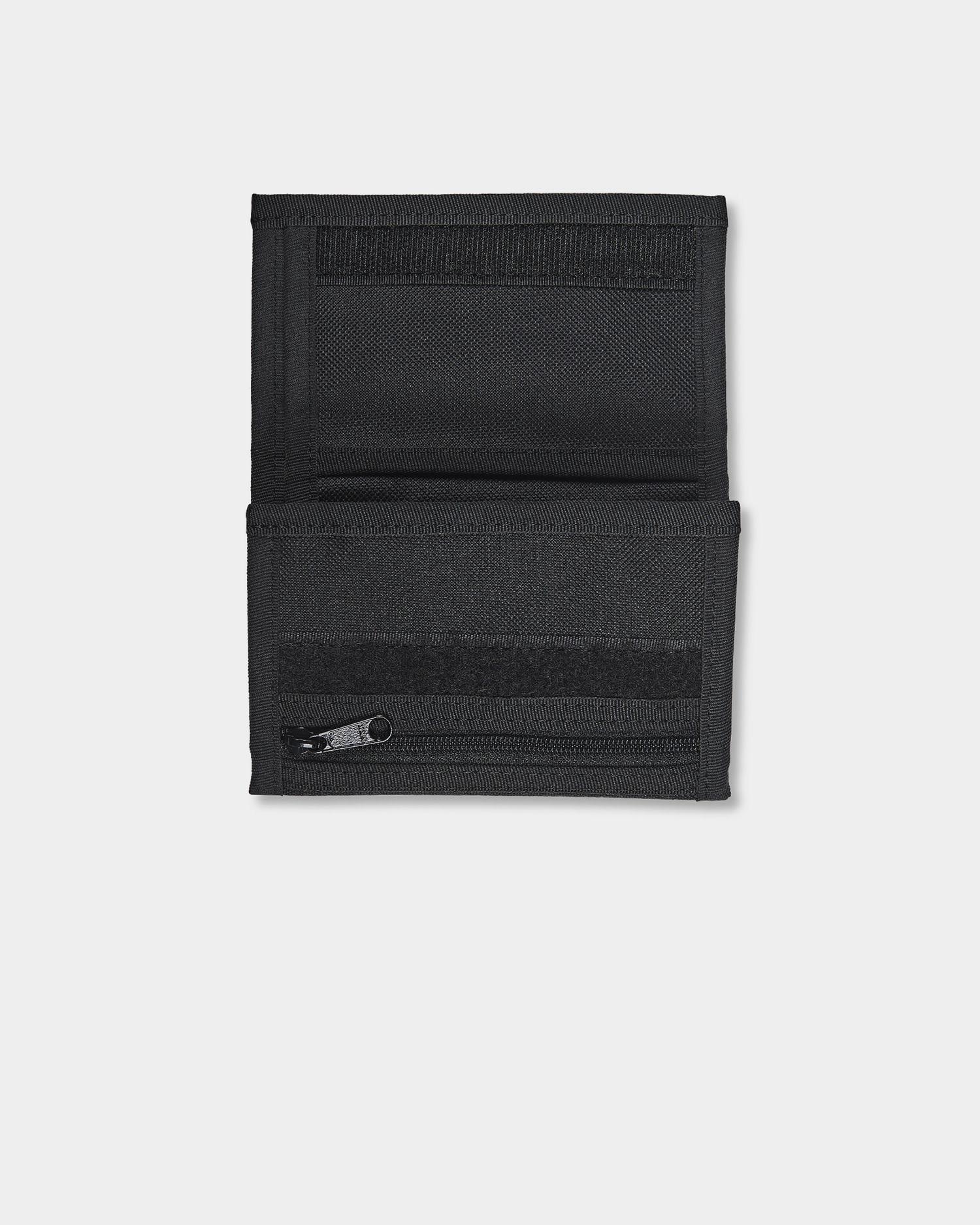 Polar Bubble Logo Key Wallet Black