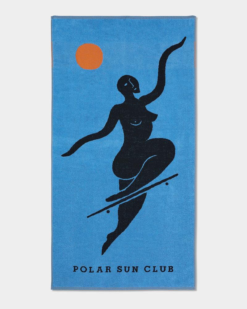 Polar Polar No Complies Forever Beach Towel Blue 70x140