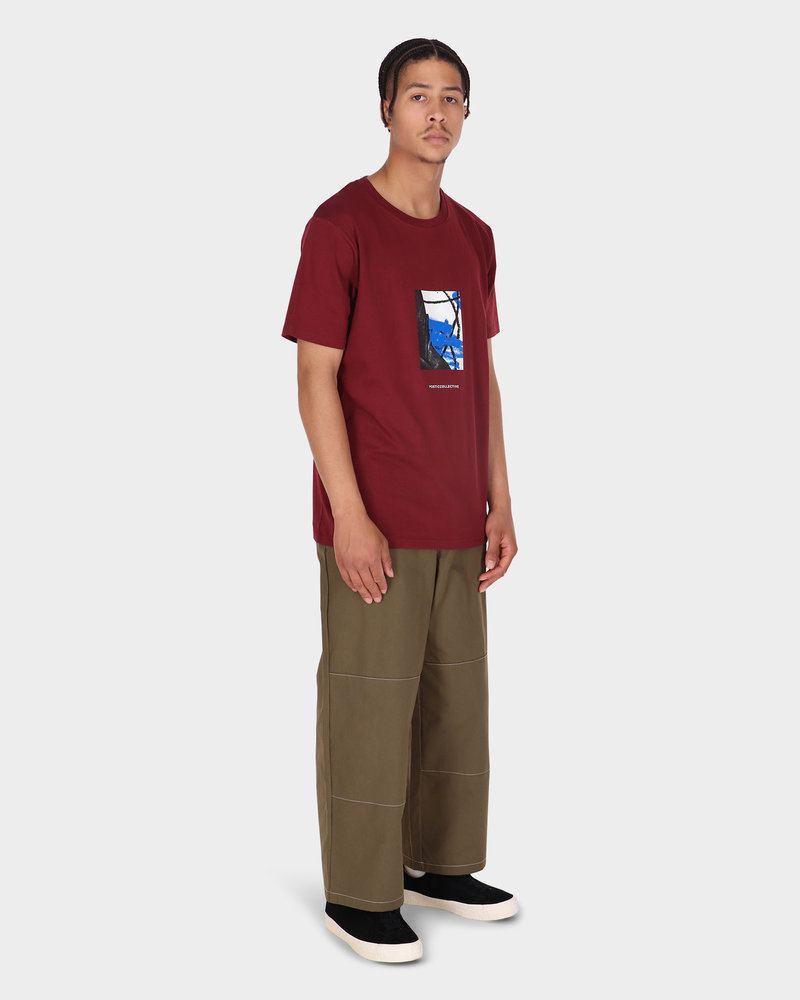 Poetic Collective Poetic Collective Sculptor Pants Olive