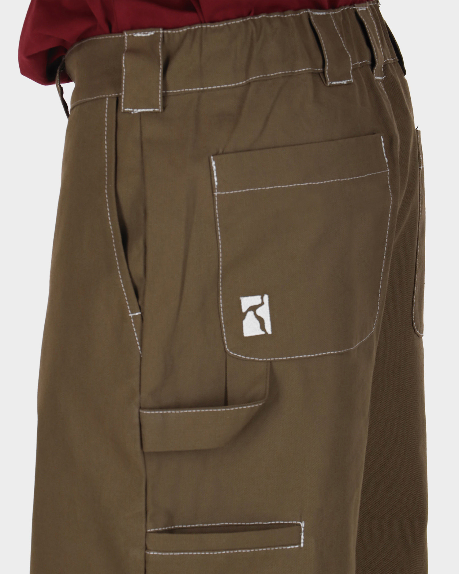 Poetic Collective Sculptor Pants Olive