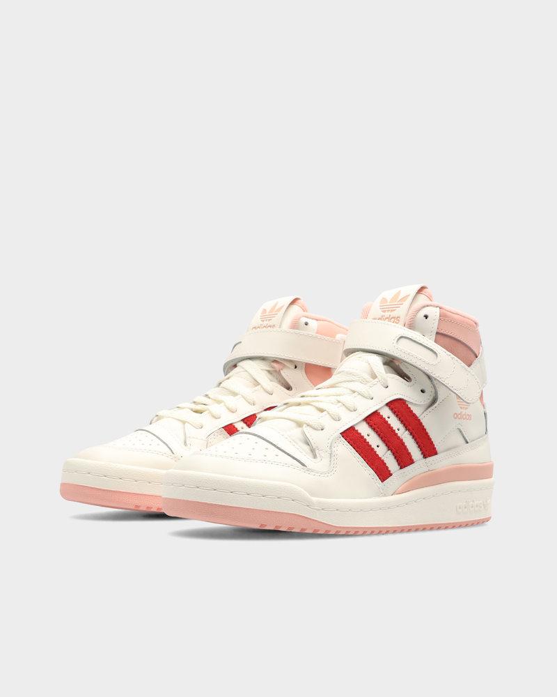 Adidas Adidas Forum 84 Hi OWhite/Glow Pink/Vivid Red