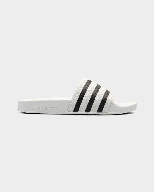 Adidas Adidas Adilette White/Cblack/White
