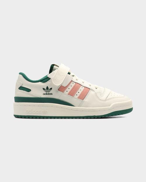 Adidas adidas Forum 84 Low OWhite/CGreen/GLopnk