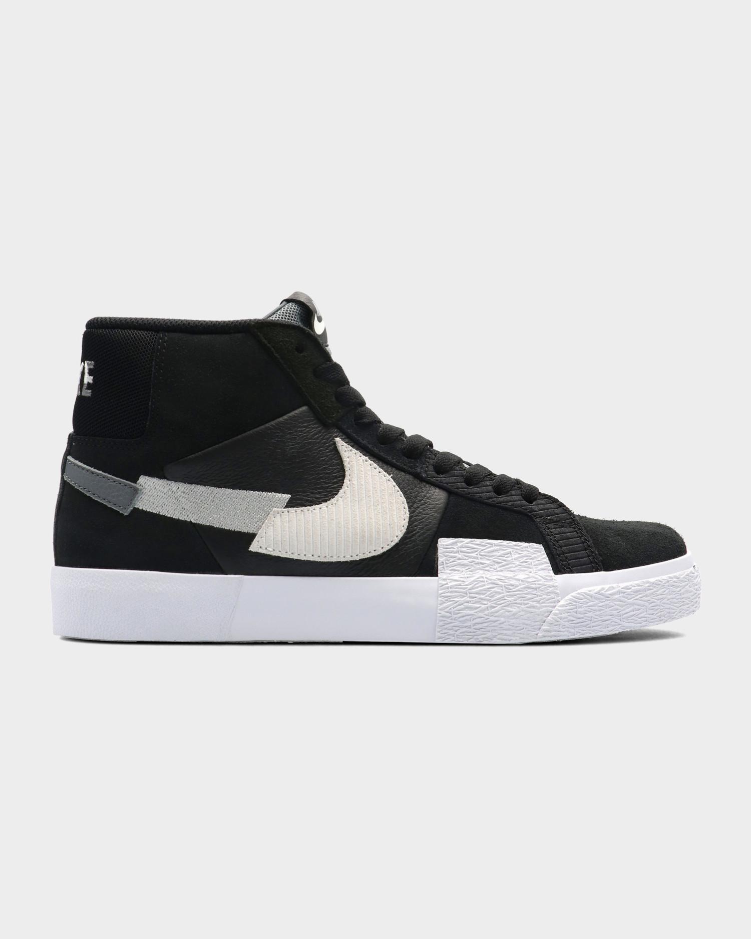 Nike SB Zoom Blazer Mid PRM Black/White