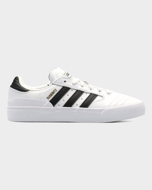 Adidas Adidas Busenitz Vulc II Footwear White/Core Black/Gold Metallic