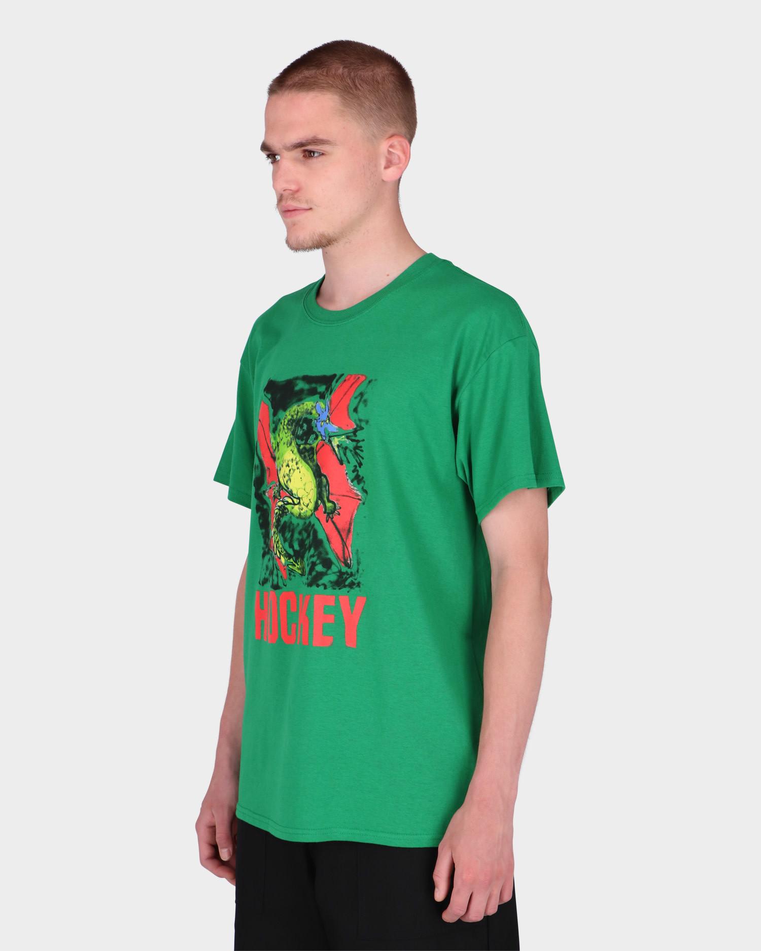 Hockey Air Dragon Tee Turf Green