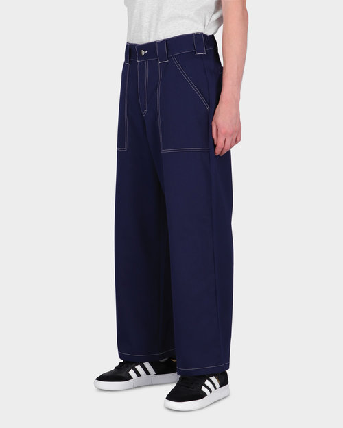Poetic Collective Poetic Collective Painter Pants Navy Blue