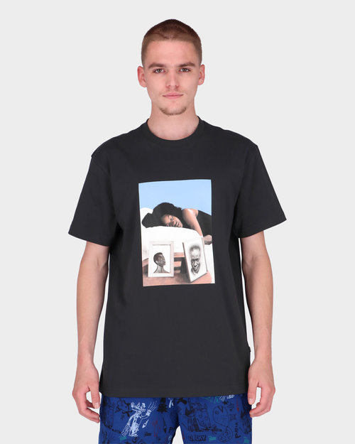 Patta Patta Heroes T-Shirt Black