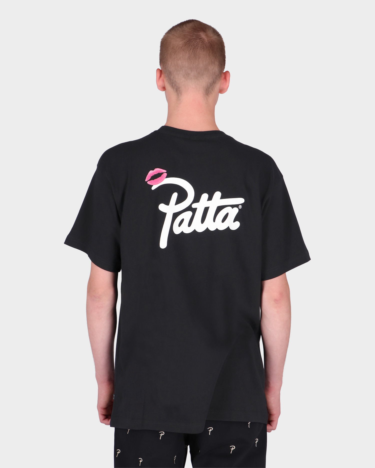 Patta Sex Is Cool T-Shirt Black