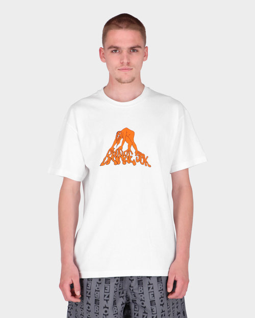 Bronze Bronze Mutant T-Shirt White
