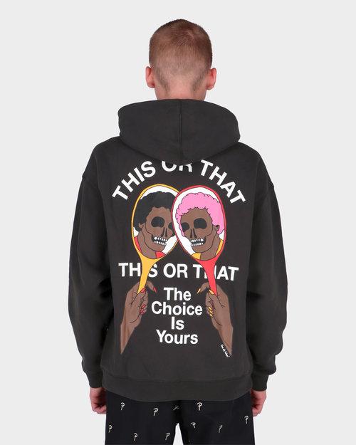 Patta Patta This Or That Hoodie Black