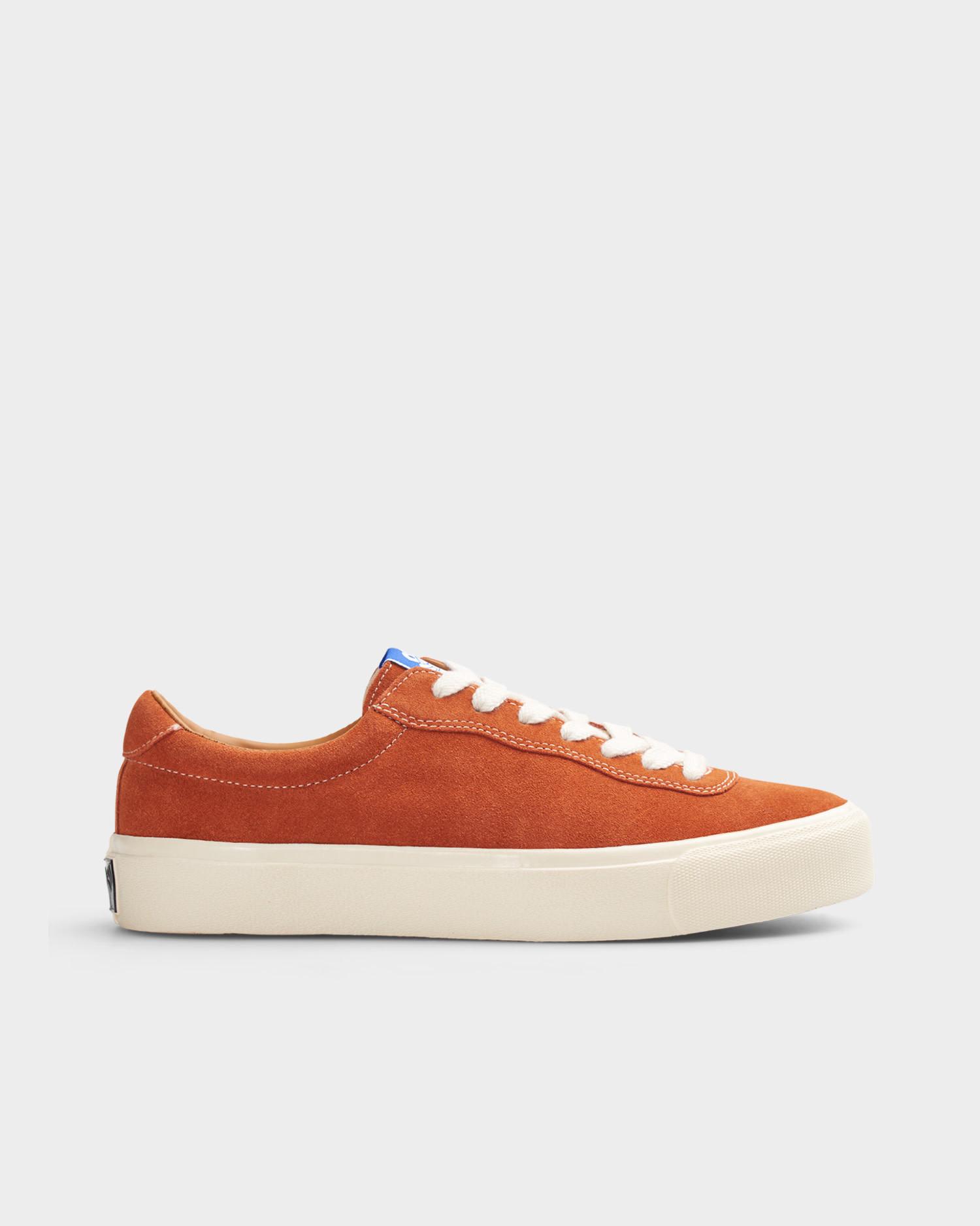 Last Resort VM001 Suede Low Burnt Orange/White