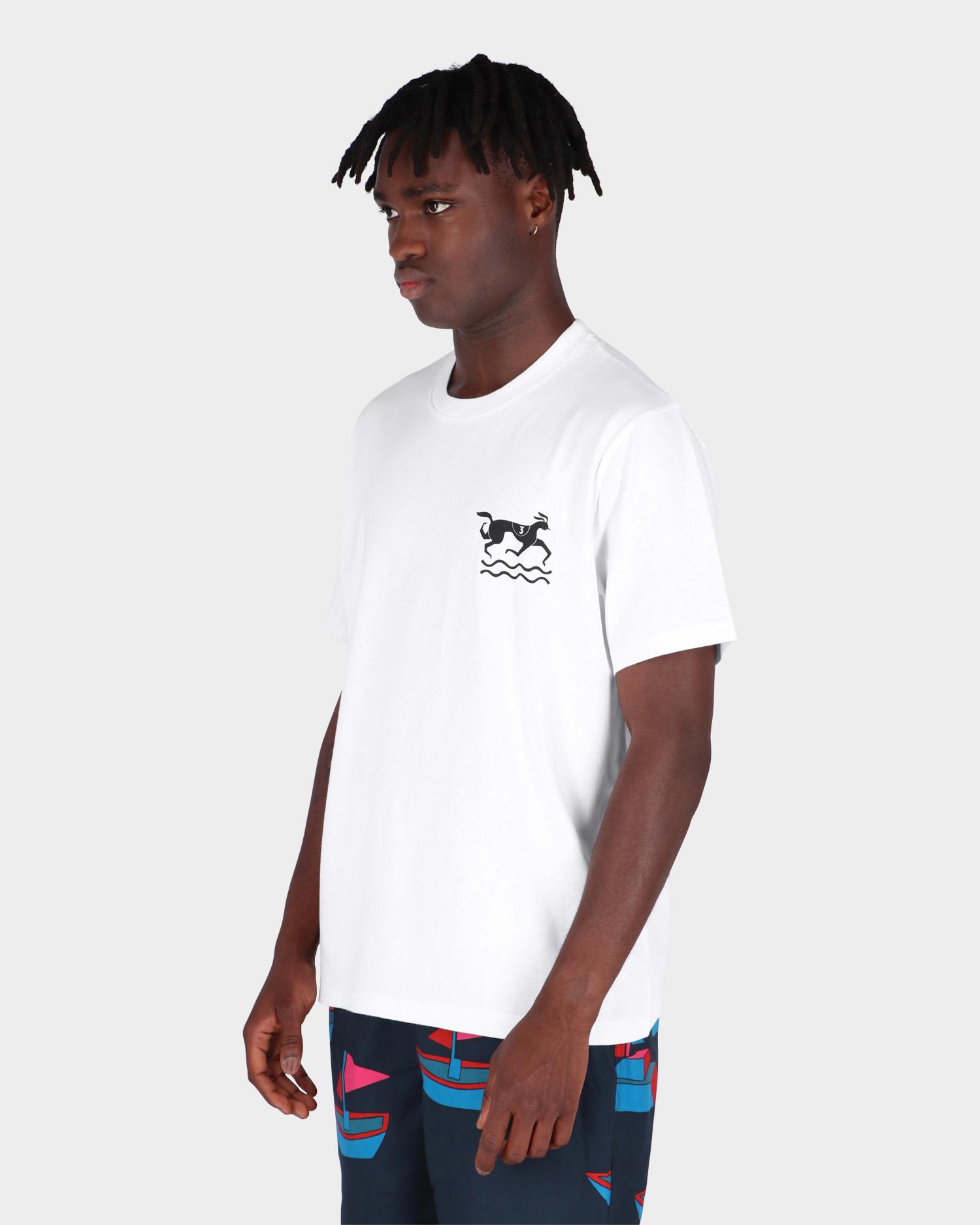 Parra Soccer Mom T-shirt White