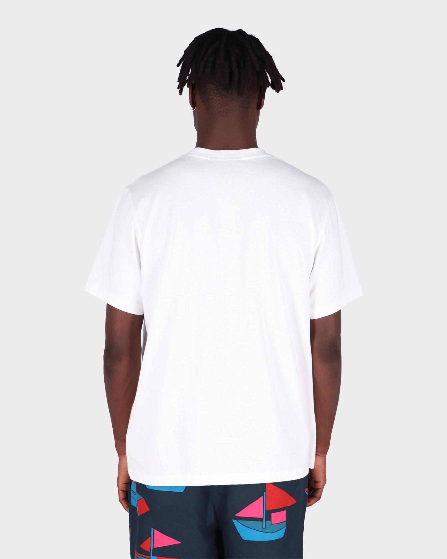 Parra Horse T-shirt White
