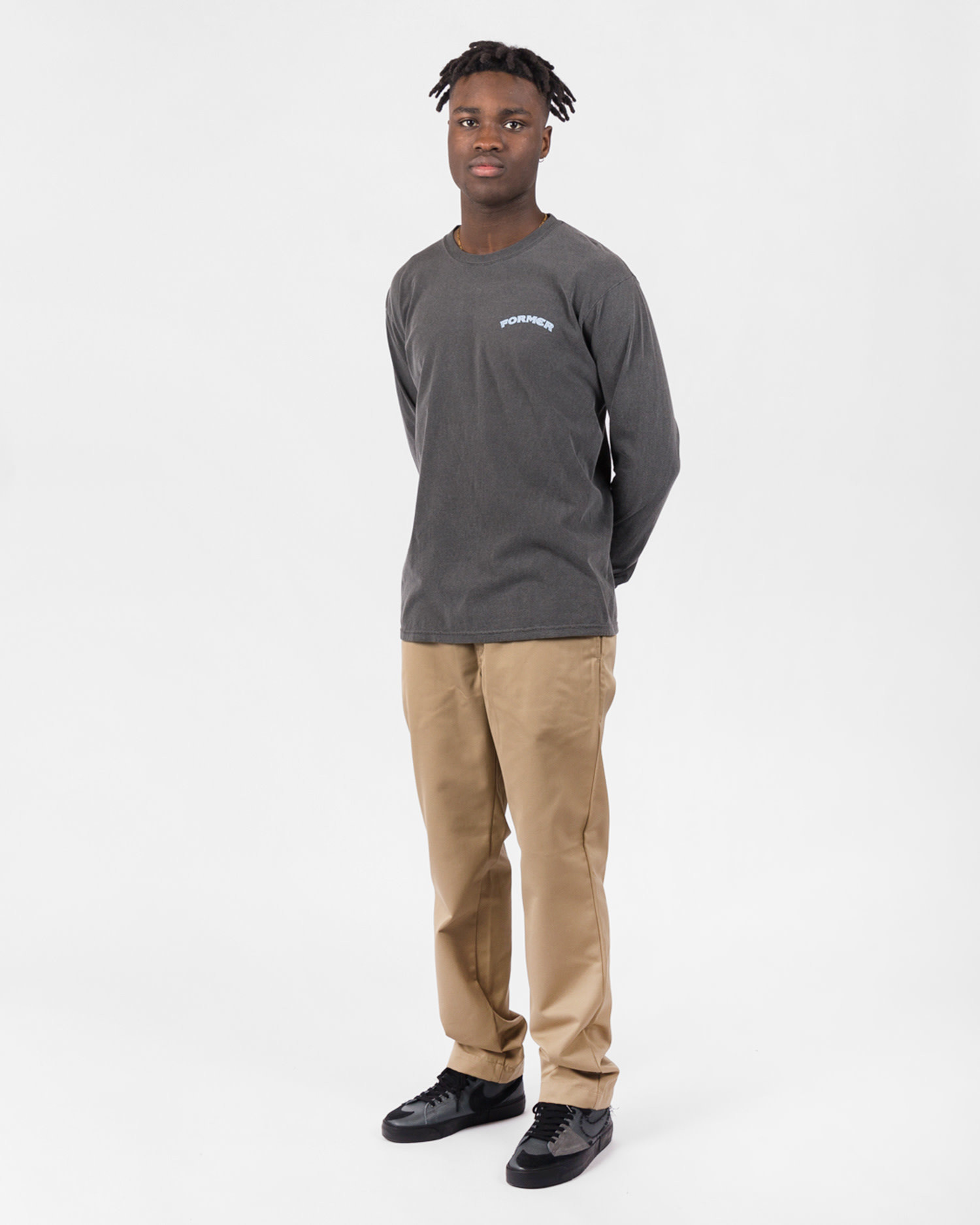 Carhartt Master Pants Leather Rinsed