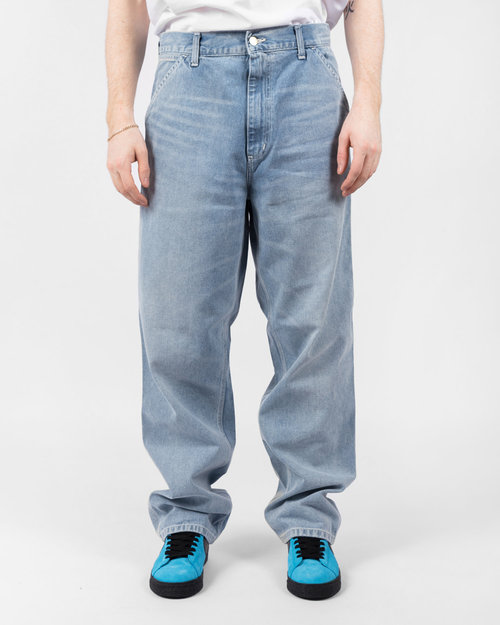 Carhartt Carhartt Simple Pant Blue Worn Bleached