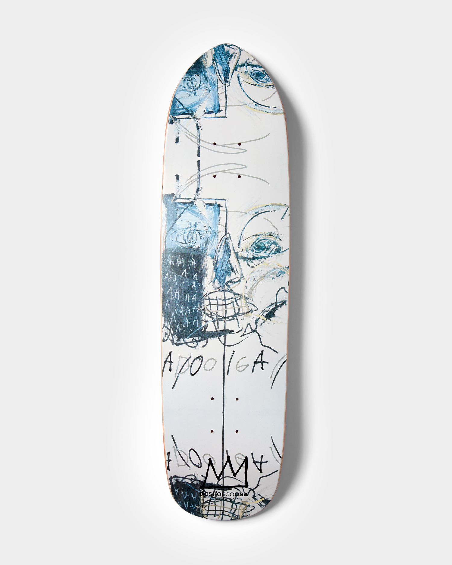 DC x Basquiat Deck Apologia