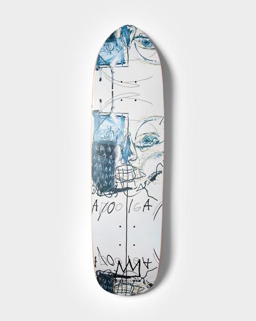 DC DC x Basquiat Deck Apologia