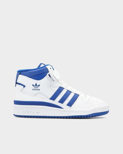 Adidas Adidas Forum Mid Cloud White / Royal Blue / Cloud White