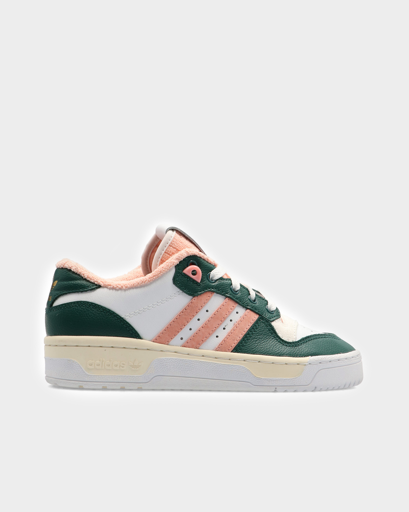 Adidas adidas Rivalry Low Premium Clear Green/Glow Pink/White