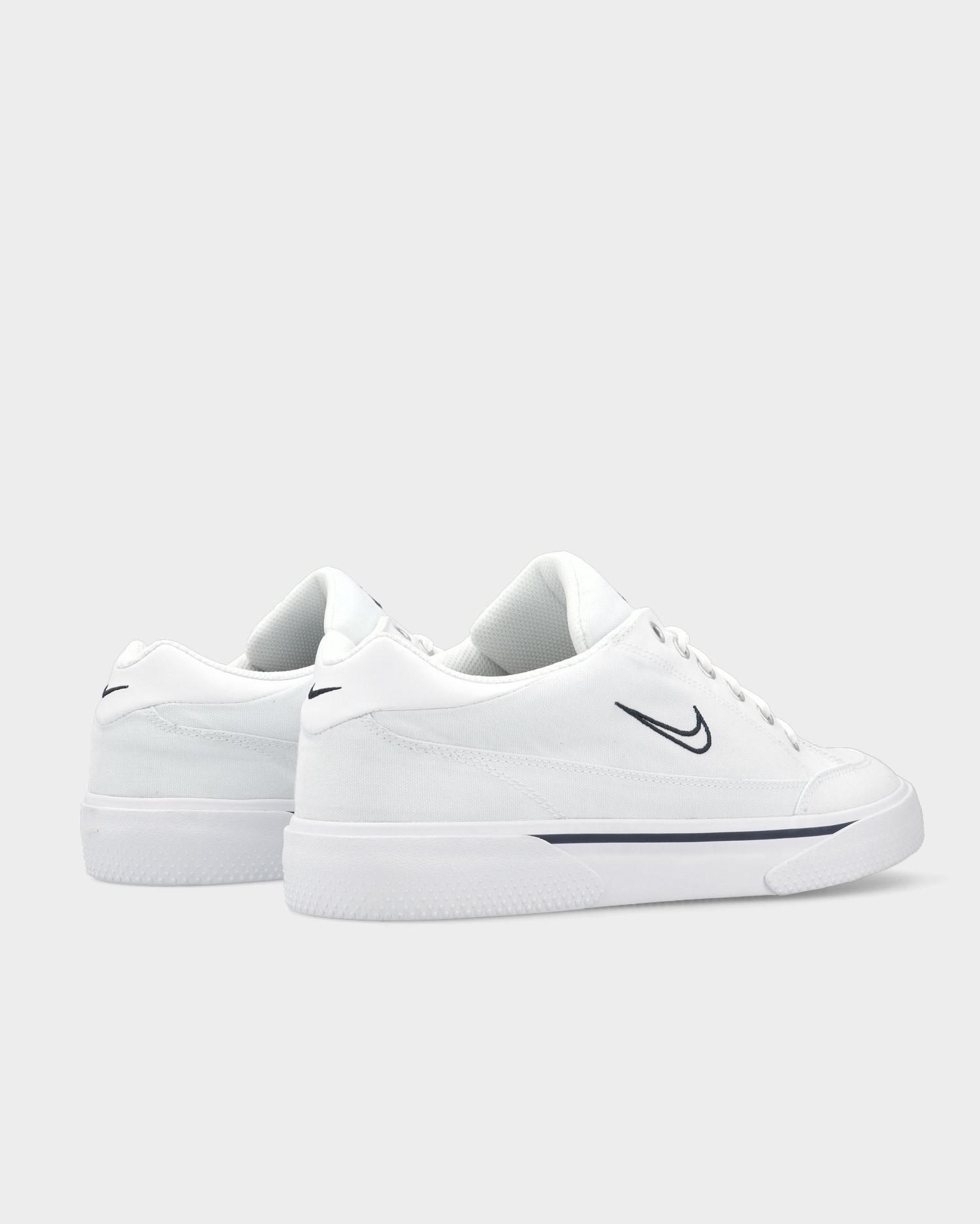 Nike Retro GTS White/Midnight Navy-Matte Aluminum