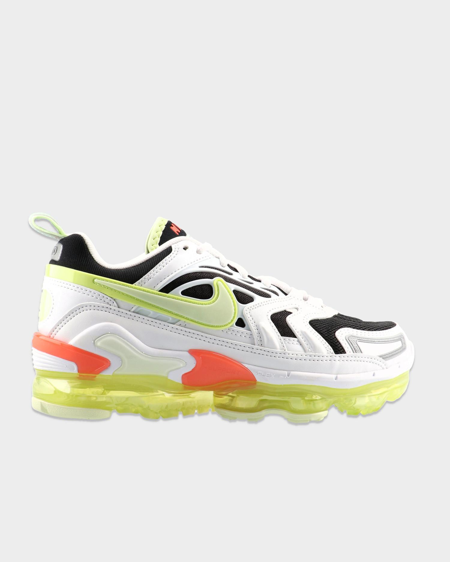 Nike Wmns Air VaporMax EVO White/Lime Ice/Black-Lemon Twist