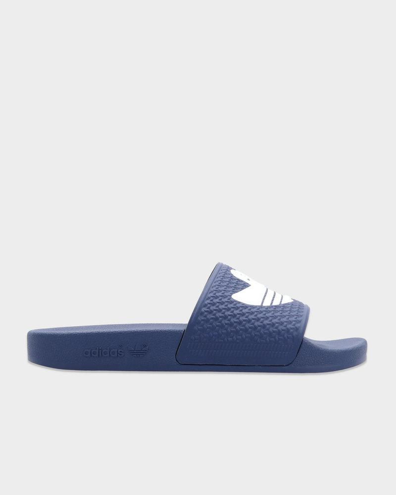 Adidas Adidas Shmoofoil Slide Victory Blue/Footwear White/Victory Blue