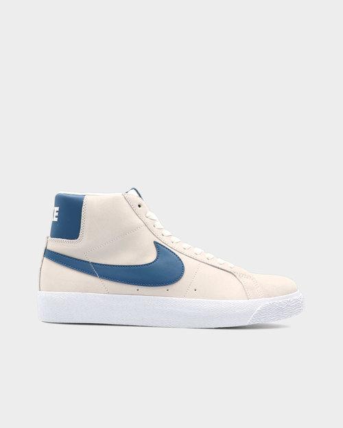 Nike Nike SB Zoom Blazer Mid White/Crtblu