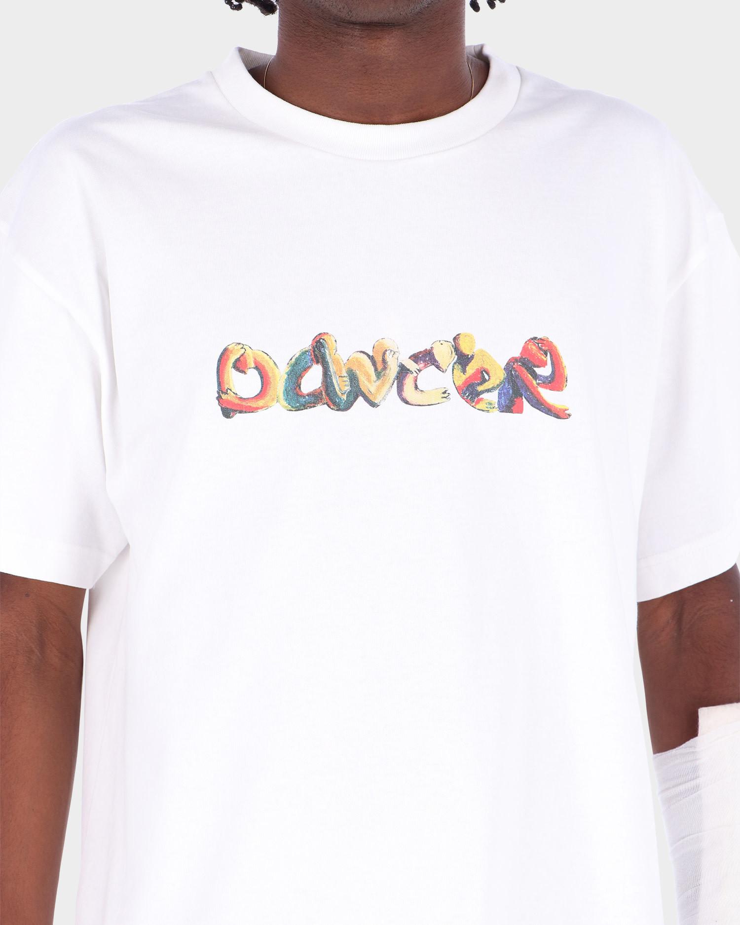 Dancer Bar Tee White
