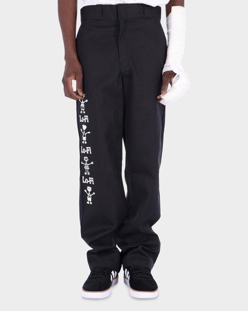Lo-Fi Lo-Fi Be Kind Dickies 874 Black