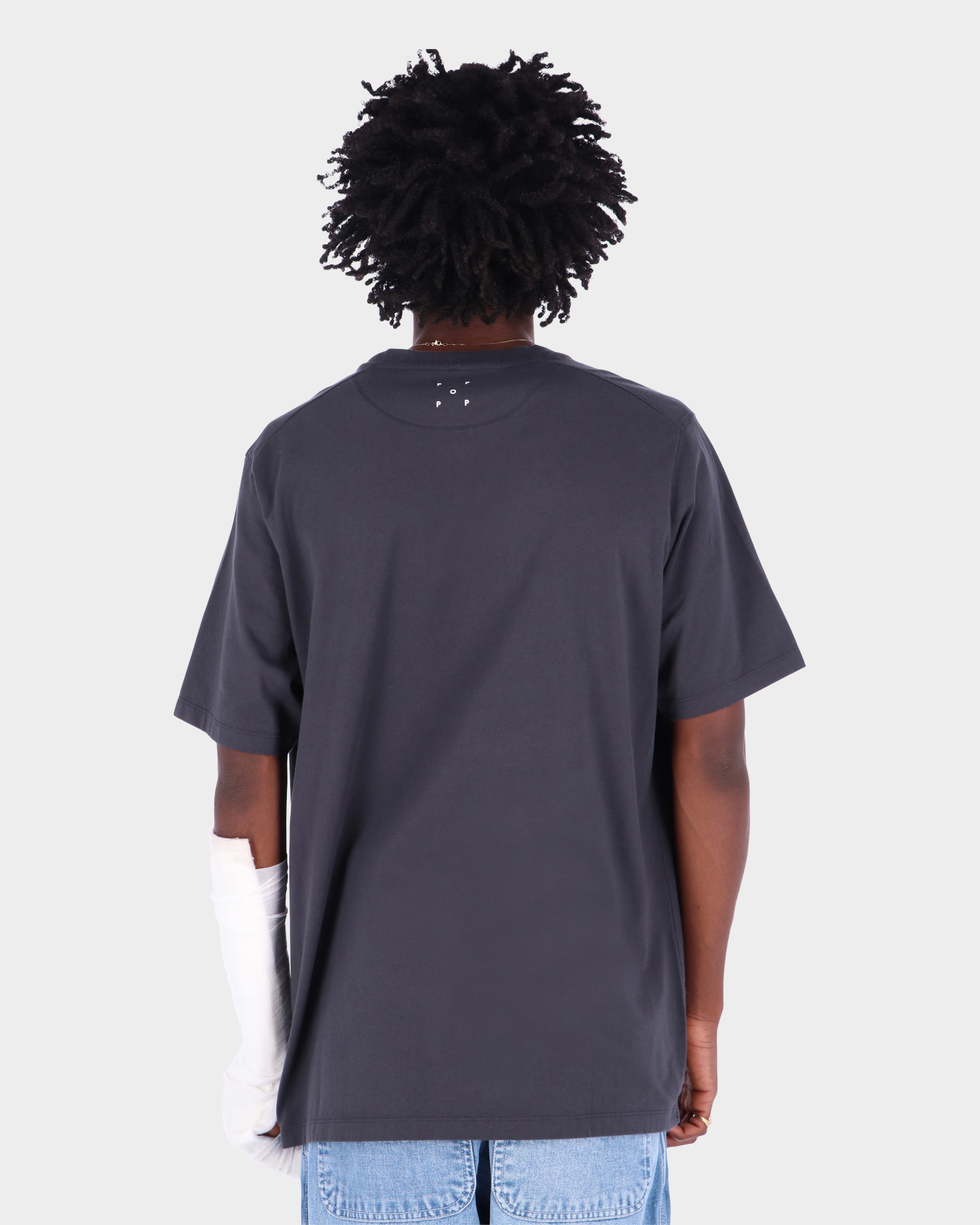 Pop Olympia T-shirt Anthracite