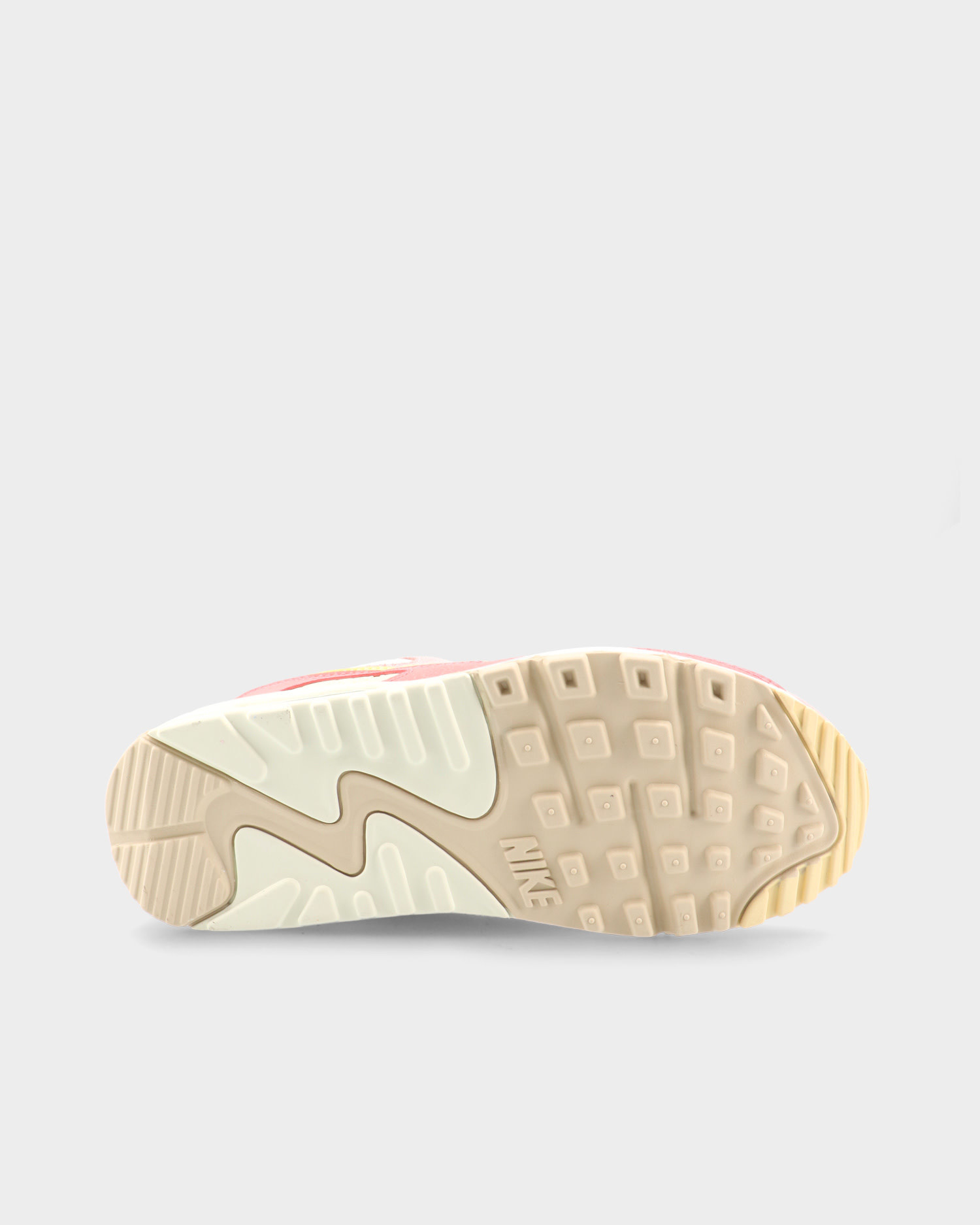 Nike Wmns Air Max 90 Sea Glass/Saturn Gold-Pink Salt-Seafoam