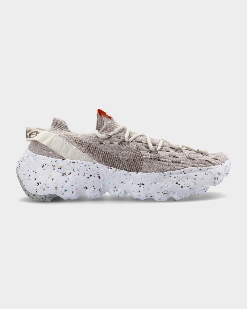 Nike Nike Space Hippie 04 Light Bone/Olive Grey-White-Orange
