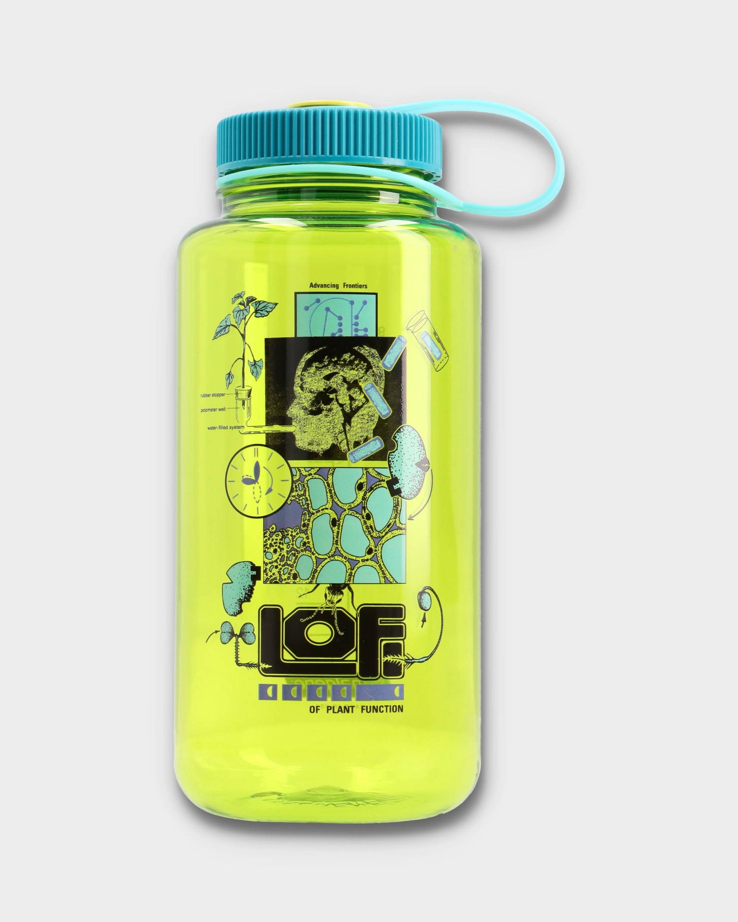 Lo-Fi Plant Function Nalgene Bottle