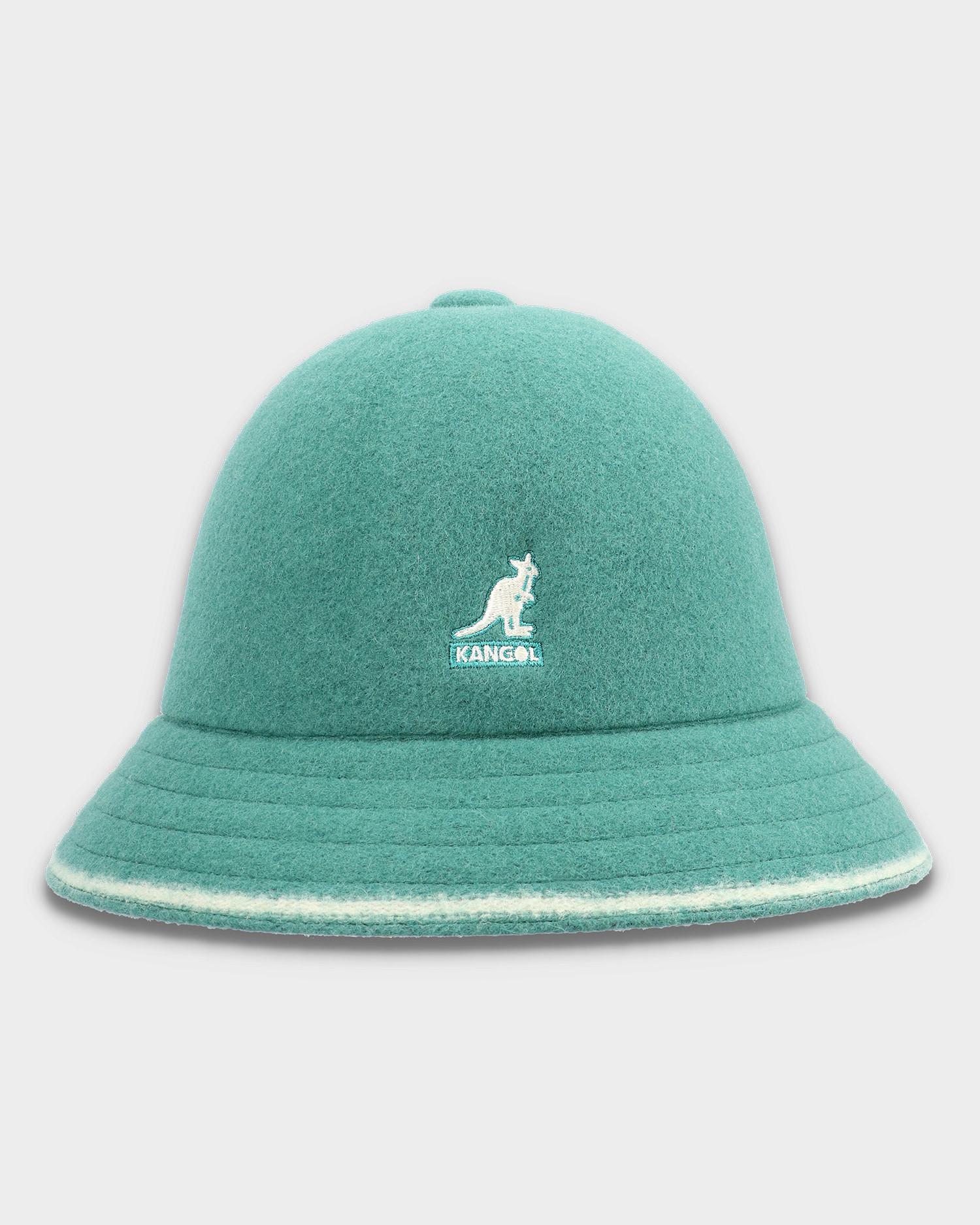 Kangol Stripe Casual Hat Fanfare/Off White