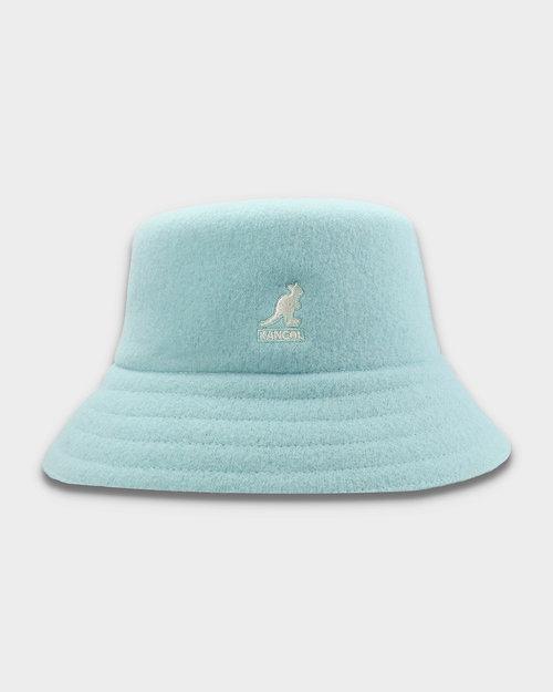 Kangol Kangol Wool Lahinch Bucket Hat Blue Tint