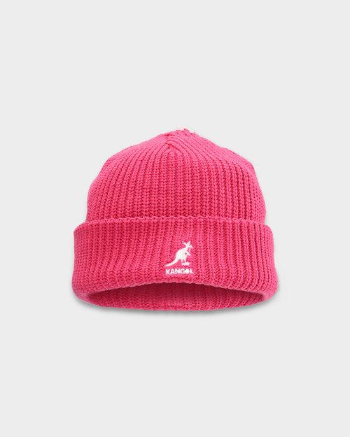 Kangol Kangol Kardinal 2 Way Beanie Electric Pink