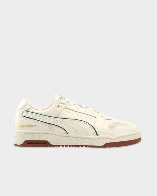 Puma Puma Slipstream Lo x Butter Goods / Whisper White-Cadmium Green